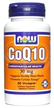 NOW Cq10 30mg (60cap)