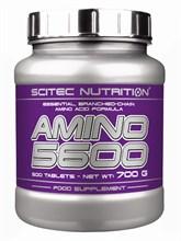 SciTech Nutrition Amino 5600 (500tab.)