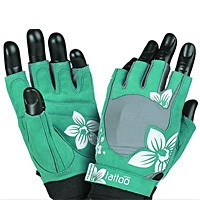 Перчатки для фитнеса Mad Max женские  Jungle (MFG-710)