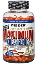 Weider Maximum Krea-Genic (240 капс)
