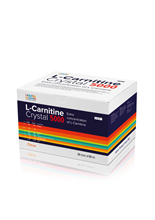 L-Carnitine Crystal 5000 (20х60 ml)