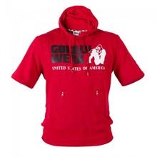 "GW Футболка с капюшоном красная  ""Boston"""