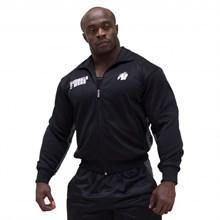 Gorilla Wear Толстовка мужская  (черно-cерая)