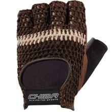 Перчатки для фитнеса CHIBA  (арт- 30410)