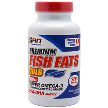 SAN Premium Fish Fats Gold  (120c)