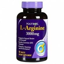 L-Arginine 3000 mg 90 tab (Natrol)