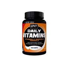 Daily Vitamins (60tab) QNT