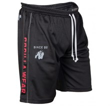 Шорты Gorilla Wear  Mesh Shorts красный (арт 90904)