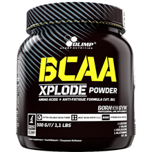 BCAA X-Plode Powder  (500 gr.)