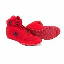 Кроссовки Gorilla Wear High Tops (Red)