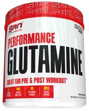 SAN Performance Glutamine (300г)