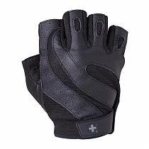 """Перчатки  для фитнеса HARBINGER(""""Pro Wash&Dry"""") черные"""
