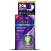 Natrol Zink (60 Chewable Tab)