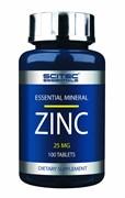 Zink SciTec 25mg (100 tab)