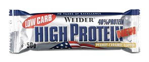 Weider Low Carb High (Protein 50 г)