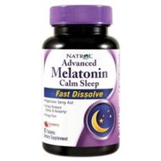 Natrol Melatonin Advanced 6mg Calm Sleep (60 tab)