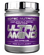 Ultra Amino Scitec Nutrition (200 капс)