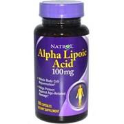 Alpha Lipoic Acid 100mg Natrol (100cap)