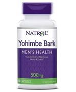 Yohimbe Bark 500mg Natrol (90cap)
