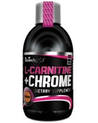 L-Carnitine 35000+Chrome BioTech (500 мл)