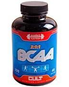 BCAA Cult  (200 капс)