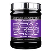 SciTec Nutrition  BCAA 6400 (125таб)