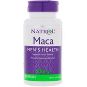 Natrol Maca Mens Health 500mg (60cap)