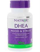 Natrol DHEA 50mg (60tab)
