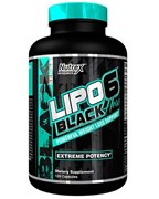 Lipo-6 Black Hers Ultra Concetrate Nutrex  (60 капс)