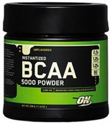 Optimum Nutrition BCCA 5000 (345 gr) unflavored