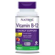 Natrol Vitamin B-12 5000 mcg (100tab)