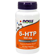 NOW 5-HTP 100mg (60 veg caps)