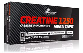 Creatin Olimp Mega Caps (120cap)