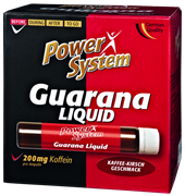 Power System Guarana Liquid (25 ml)