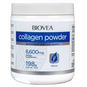 Collagen powder 6600 мг (Biovea) 198 гр
