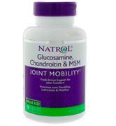 Natrol Glucosamine Chondroitin & MSM (150 tab)