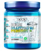 100% Glutamine powder 200 гр (Cult)