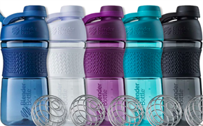 Шейкер Blender Bottle SportMixer Tritan Twist Cap  (591 мл)