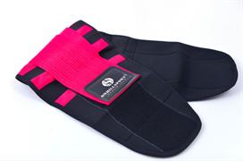 Пояс-корсет для поддержки спины ONHILLSPORT (синий/ красный)