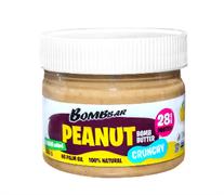 Bombbar Хрустящая арахисовая паста-кранч