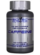 Scitec Nutrition Caffeine  (100caps)