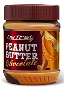 Be First Арахисовая паста Chocolate (с шоколадом) 340 гр