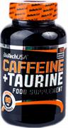 BioTech Caffeine & Taurine  (60caps)