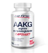 Be First AAKG (Arginine AKG)  (120 капсул)