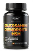 VpLab Glucosamine Chondroitin MSM (90 tabl)