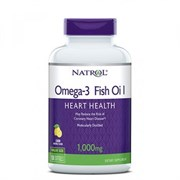 Omega-3 Fish Oil Natrol (60 soft)