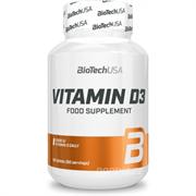 BiotechUSA Vitamin D3 2000 IU (60 tab)