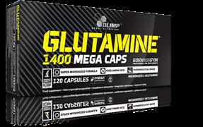 Glutamine Mega Caps Olimp  (120cap)