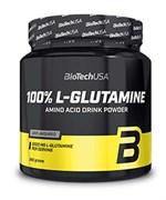 BiotechUSA 100% L-Glutamine (240 gr)