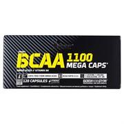 BCAA 1100 MegaCaps (120 cap ) Olimp